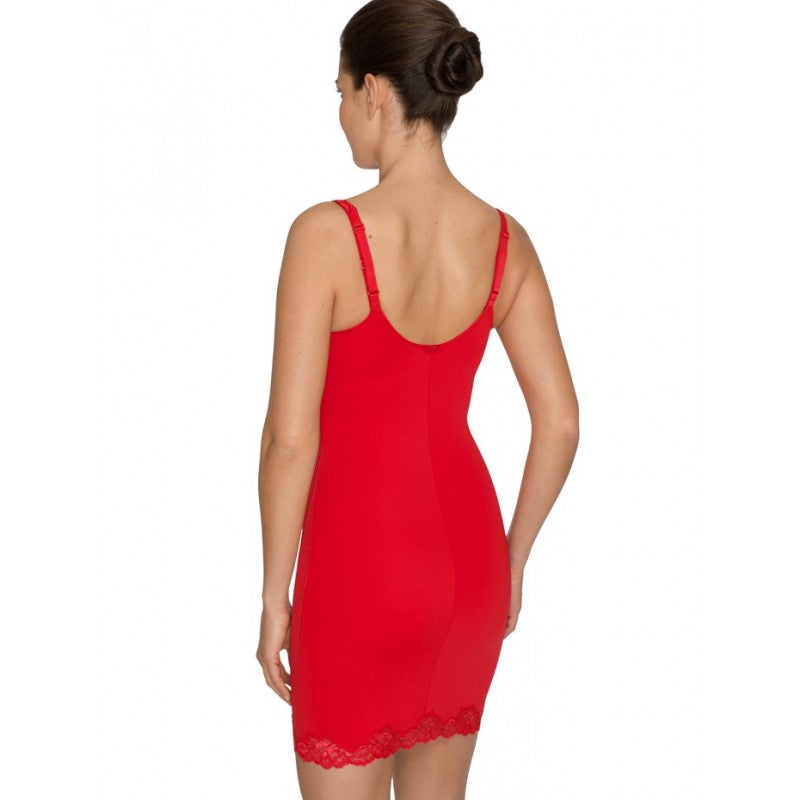 Couture Shapewear Dress with Briefs