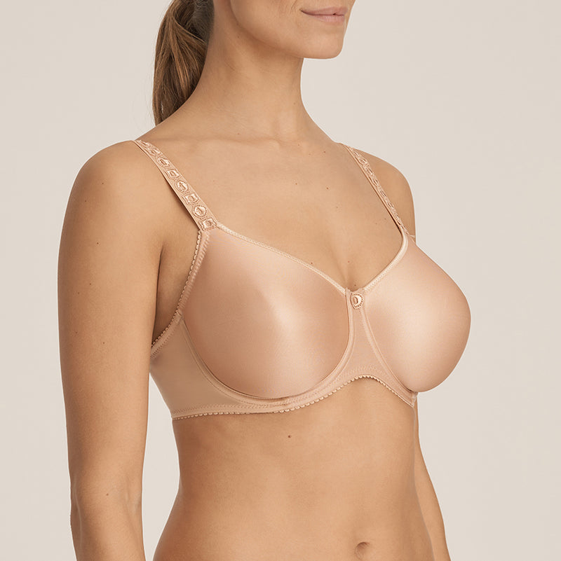 Prima Donna Every Woman Seamless Full Cup Bra Light Tan Front