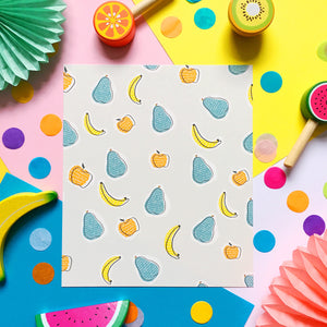 Fruit Print Illustration - Nia Tudor Illustration