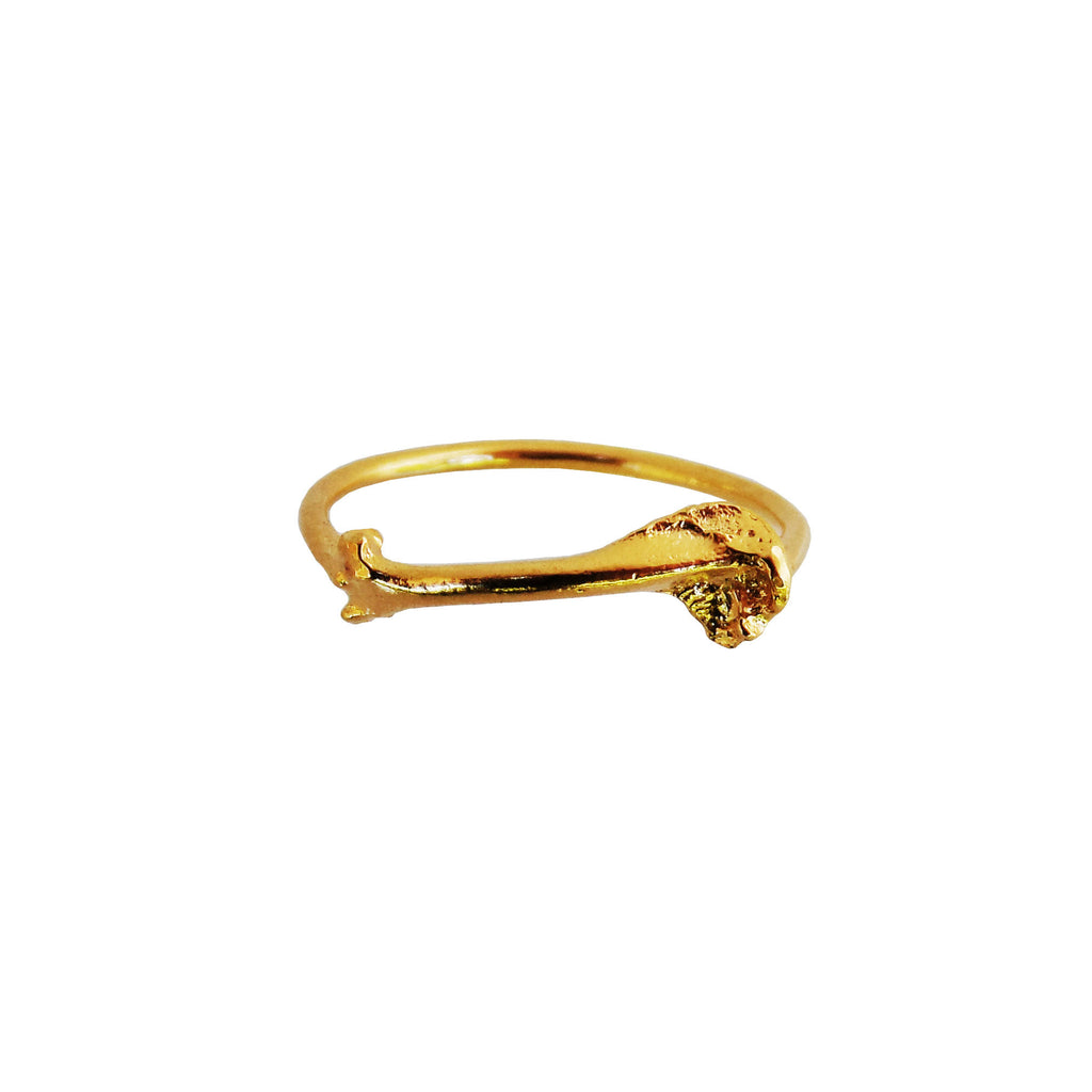 Little Bird Bone Ring