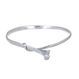 Bird Wing Bone Bangle