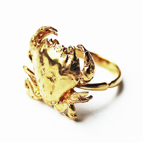 Mr Crab Ring