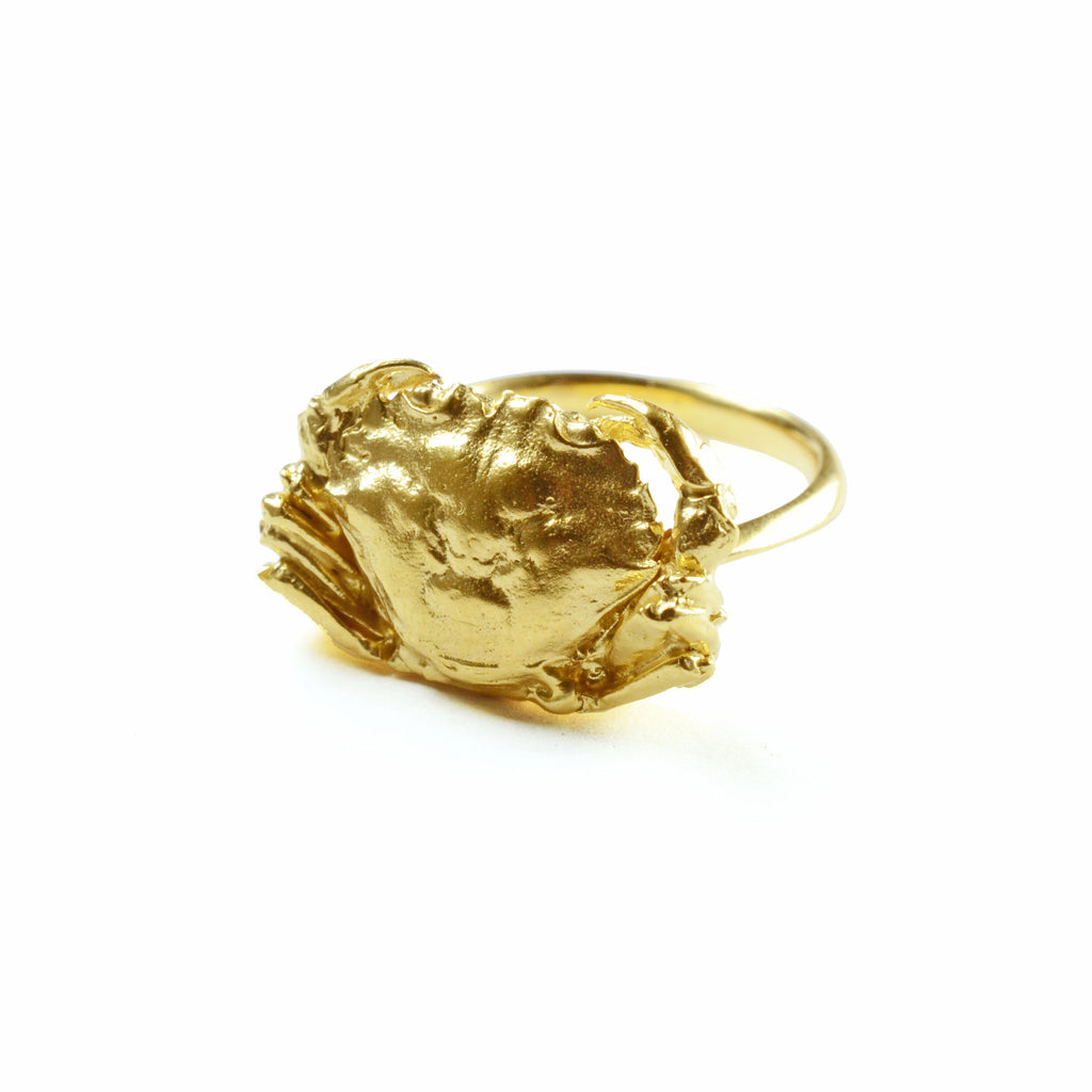 Little Crab Ring