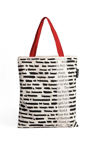 Tote: Banned Books