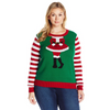 Mrs. Santa Claus Women's Plus Size Sweater