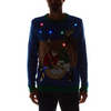 Winter Nativity at the North Pole Unisex Sweater