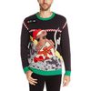 Ugly Christmas Sweater - Pizza Rat