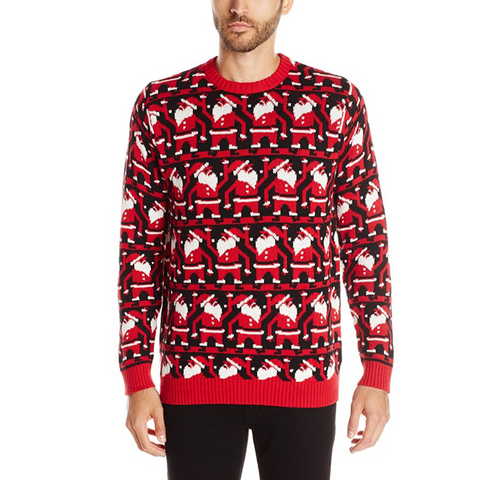 Santa Clause Overload Unisex Christmas Sweater