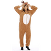Rudolph the Red Nosed Reindeer Onesie Hooded Romper