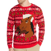 The Christmas Horse UNISEX Sweater