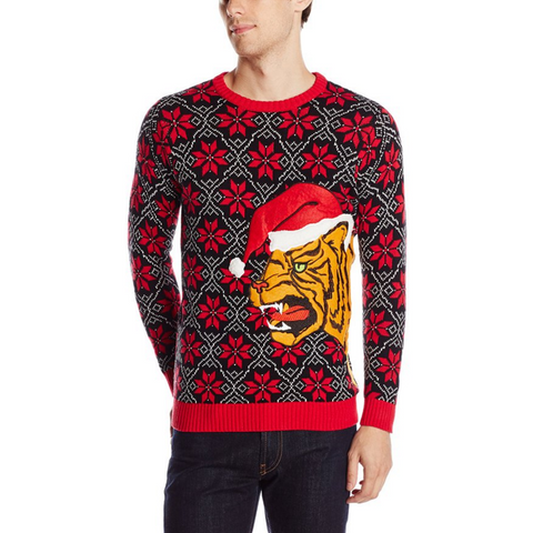 The Christmas Tiger UNISEX Sweater