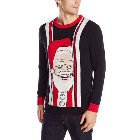 Heeeeeeere's Santy Horror Sweater