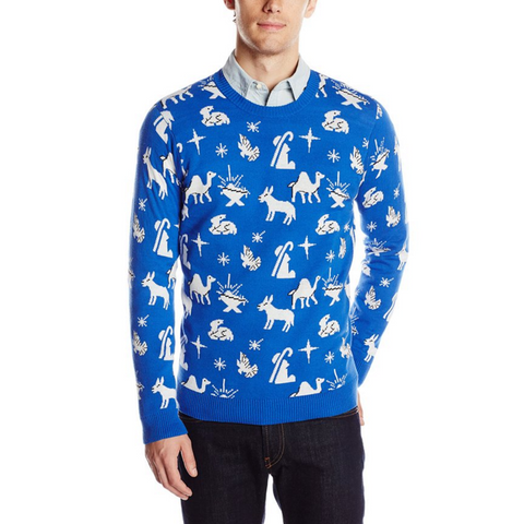 Holy Night Random Nativity UNISEX Sweater