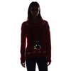 Women's Nose So Bright Light Up Rudolph Sweater