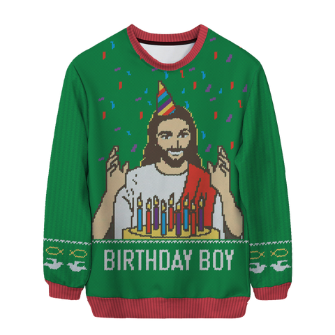 Birthday Boy Jesus! UNISEX