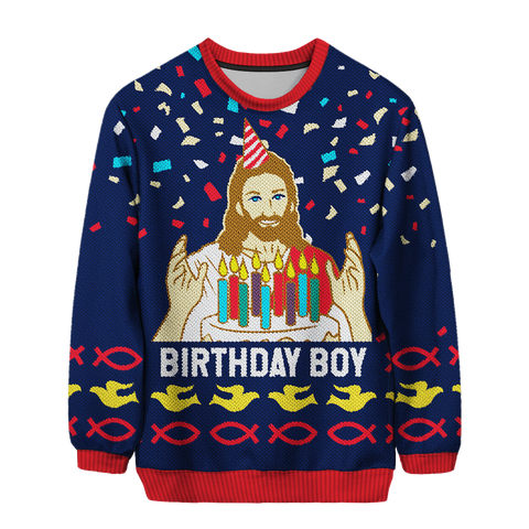 Happy Birthday Jesus UNISEX