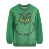 Grinch Face UNISEX Sweater