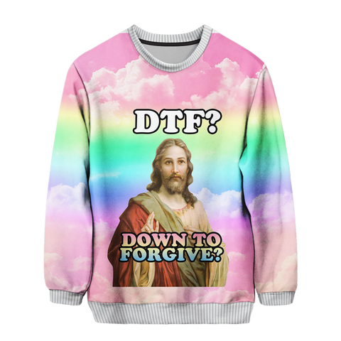 Down to Forgive? UNISEX
