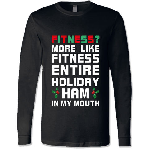 Fitness Shirts & Sweatshirts