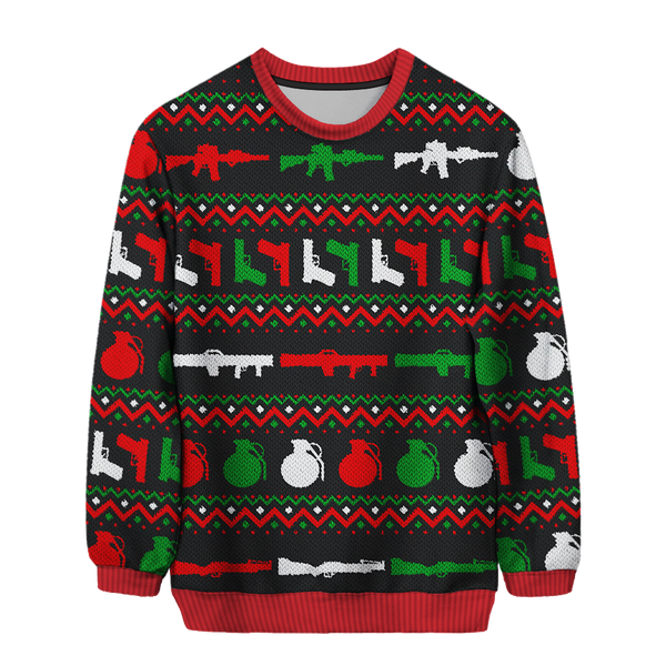 Top 10 Ugly Christmas Sweaters - Part 1