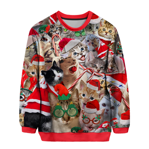 Christmas Cats UNISEX