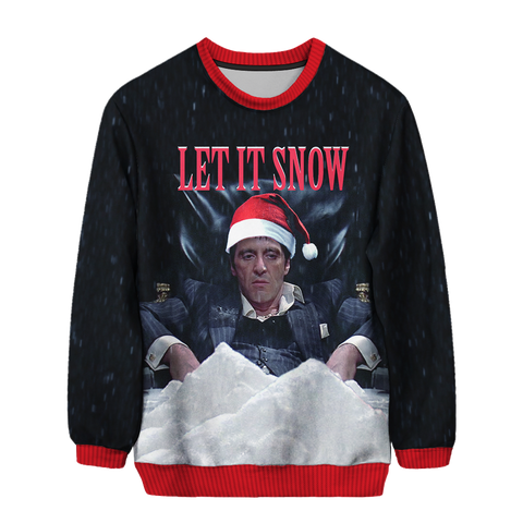 Let it Snow UNISEX