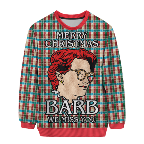 Barb We Miss You UNISEX