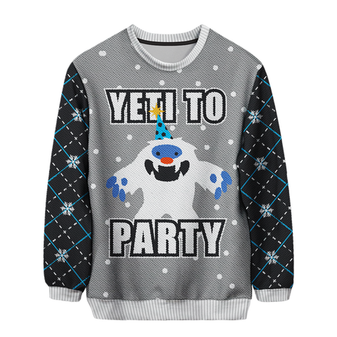 Yeti to Party - Chris Brooks edition UNISEX