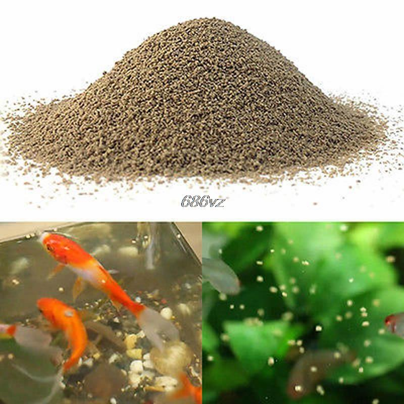 1 Package of Fish Food for Feeding Feed Tropical Fishes 40g N27 Drop Ship