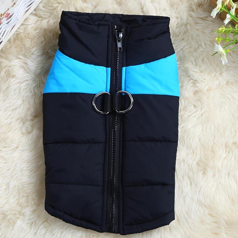 1 Pc Dog Warm Winter Clothes Waterproof Pet Dog Puppy Vest Jacket Coat For Small Medium Large Dogs Hot Sale