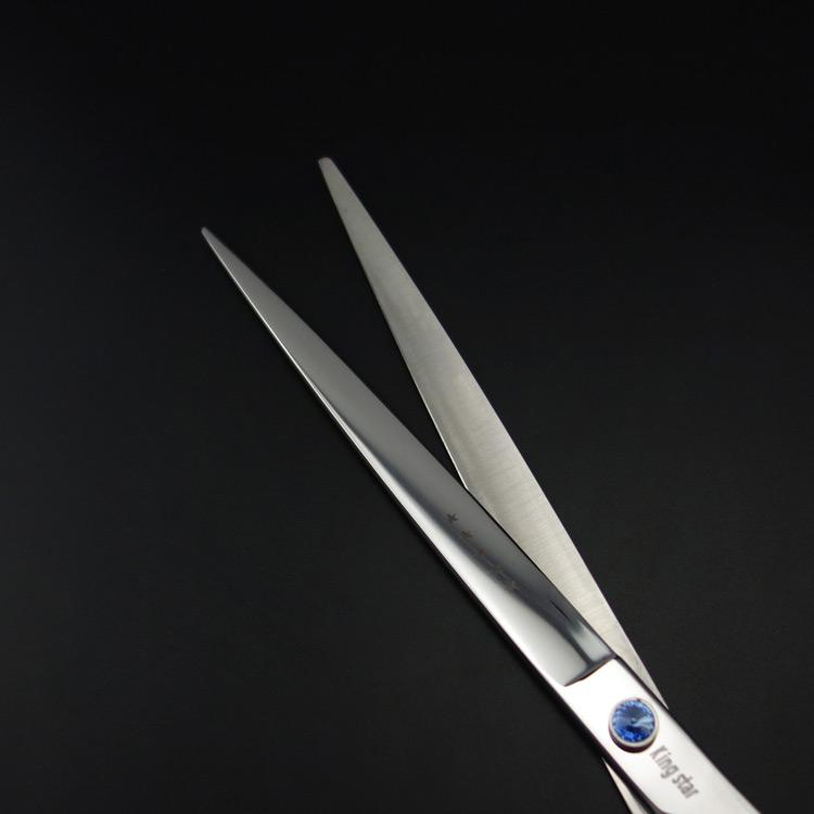 "10"" High quality Professional Pet Scissors,Straight Scissors,Dog straight shears,sharp edge Dog grooming scissors,D451"