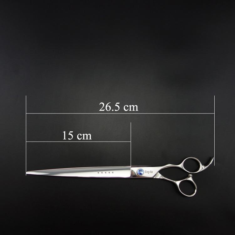 "10"" High quality Professional Pet Scissors,Straight Scissors,Dog straight shears,sharp edge Dog grooming scissors,D451,,KeeboVet Veterinary Ultrasound Equipment,KeeboVet Veterinary Ultrasound Equipment."