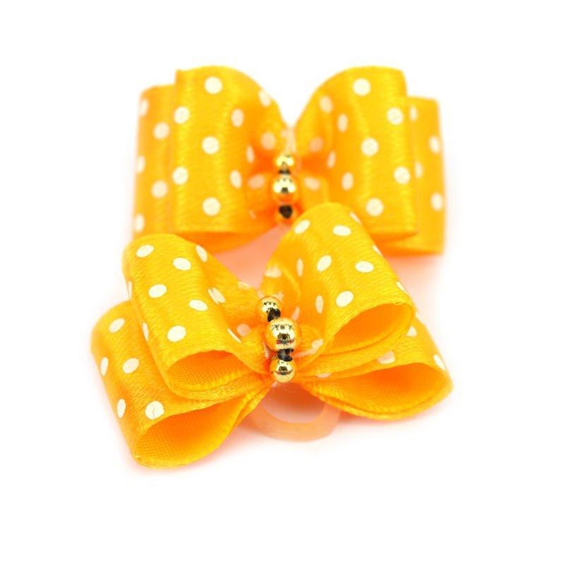 10 piece/set  Headdress Products Fashion Pet Puppy Hairpin Flower Hair Bows Pet Dog Grooming Accessories Supplies Pet