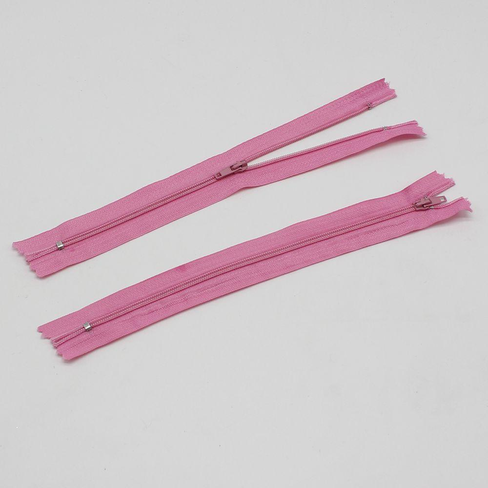 10 unids / lot 23CM Length nylon zipper Invisible zipper bobbin DOG CLOTHING clothing tailor pillow cushion accessories for tool