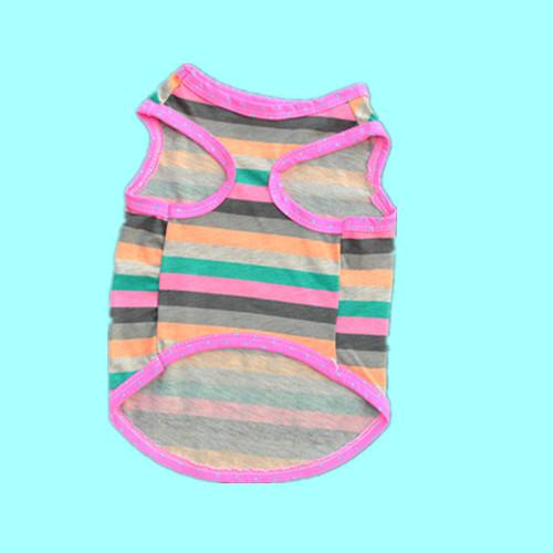 100% Cottton Dog Clothes Summer Small Dog Vest T shirts Cat Puppy Clothes Coat Pet Clothing for Dogs Apparel Costume