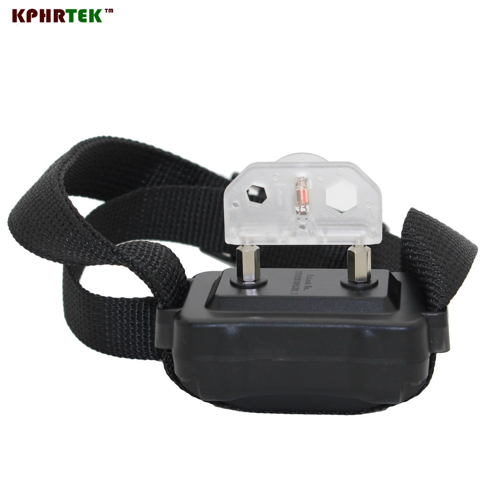 1000m Remote dog Shock Training Collar with LCD Display (expandable to 3 dogs) 75pcs/lot