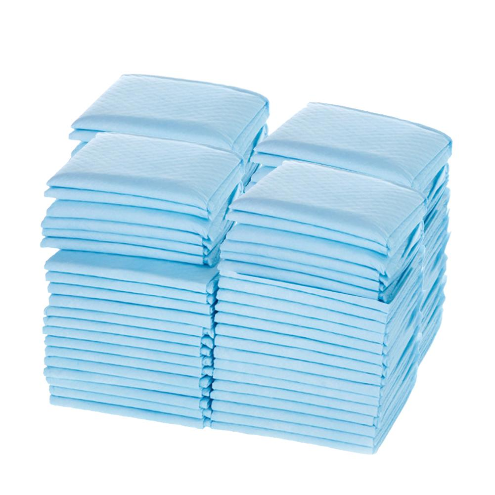 100PCS Pet Housebreaking Pad Pee Training Pads Healthy Clean Wet Mat Pet Dog Puppy Diapers Pet Hygiene Health Care 33*45CM