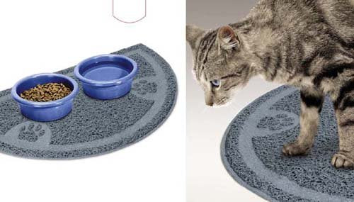 "10PCS/LOT Fedex Free Wholesale Cat Supplies Cat Litter Mat Petmate Kitty Cat Litter Box Mat Keep Floor Clean 6X60CM/14.2""X23"""