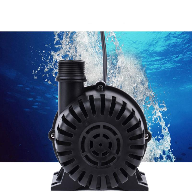 12000l h resun pg 12000 submersible water circulation pump for Hydroponics in koi pond