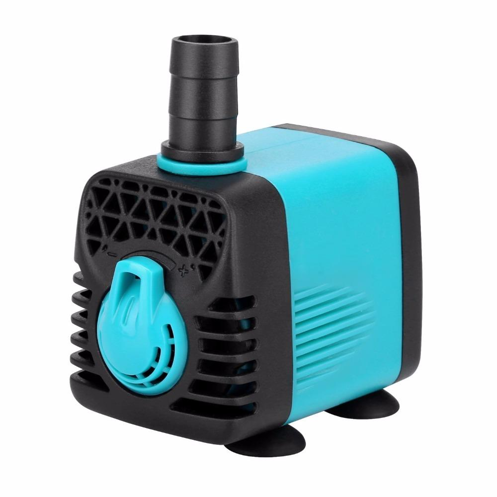 1200l h submersible aquarium water pump for hydroponic for Water filter pump for fish pond