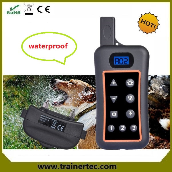 1200M Multi-dog training sport vibration and beep dog training shock collar reviews
