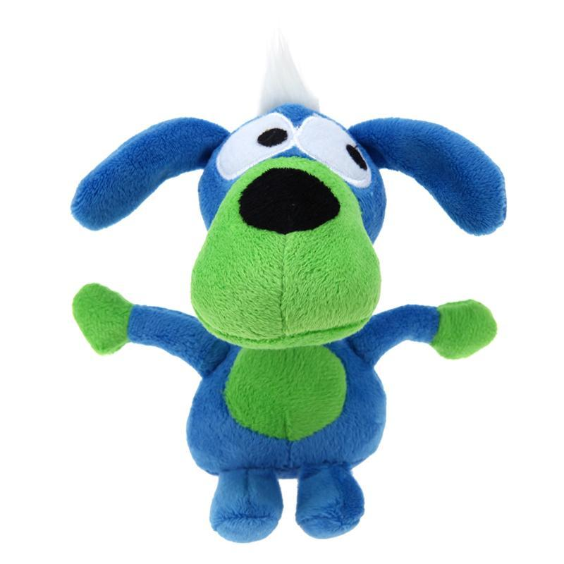 17 Styles Lovely Dog Toys Pet Puppy Chew Squeaker Squeaky Plush Sound Duck Shape Toys Pet Products for Small Large Dogs Cats