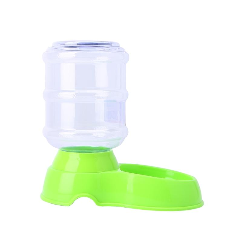 1PC Large Automatic Pet Water Dispenser Feeder Bowl Dish 3.5L for Pets Cat Dog Puppy