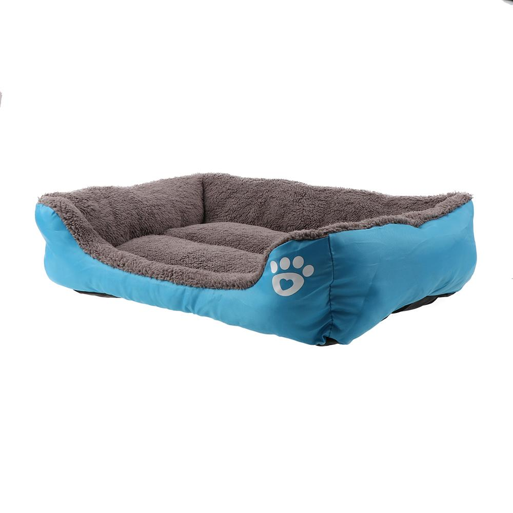 1PC Soft Pet Dog Cat Bed Warming Dog House Soft Material Pet Nest Dog Fall and Winter Warm Nest Kennel For Dog Cat Puppy