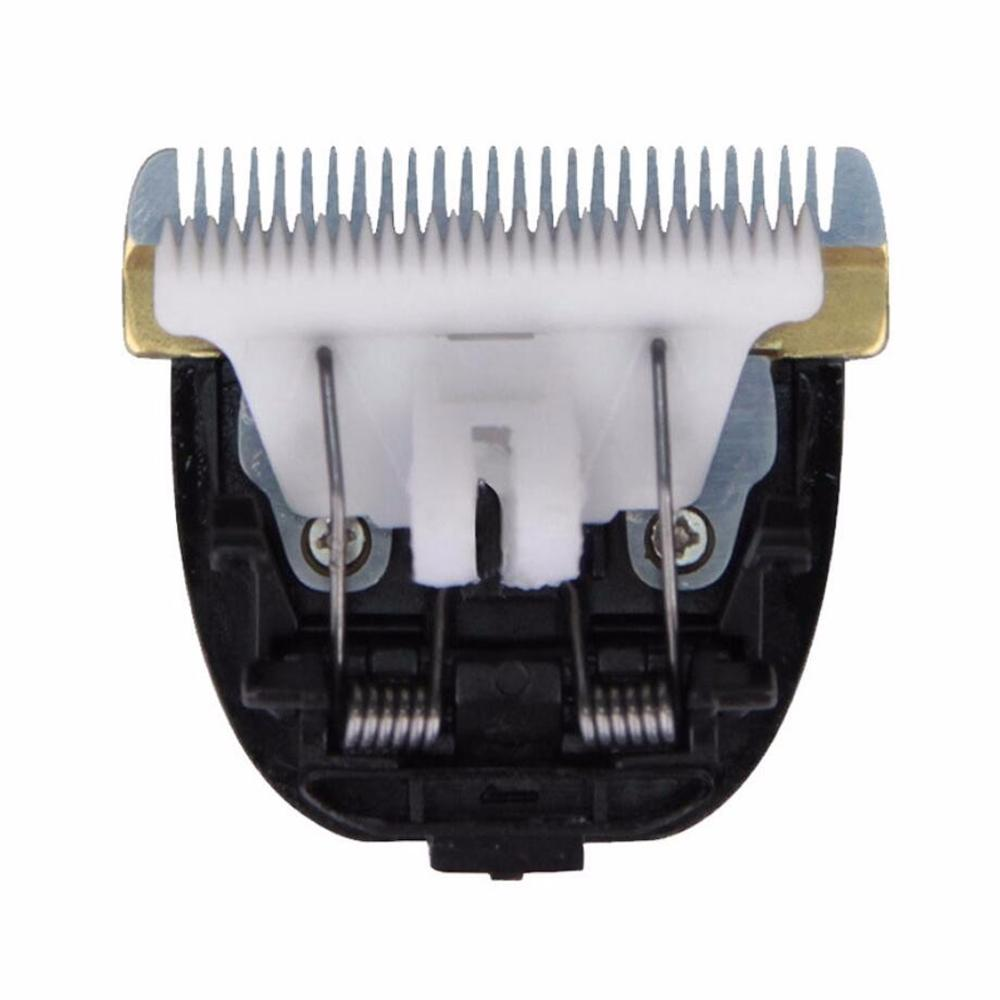 1PCS Pet Cat Dog Hair Trimmer Cutter Head Ceramic Blade Compatible for BaoRun P2 P3 P6 P7 S1 Grooming Clipper Replacement Knives