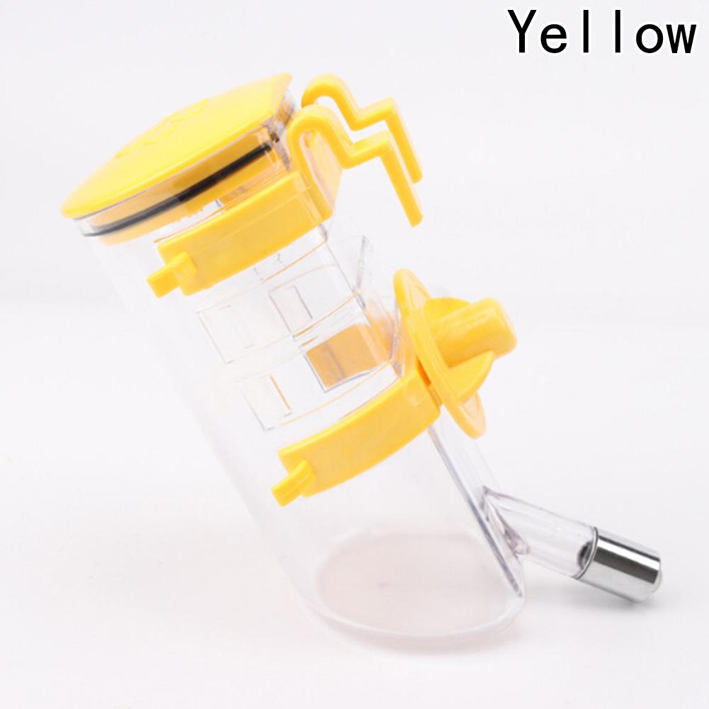 Portable Dog Cat Portable Carbon Filter Water Bottle: 1Pc Hot New Portable Copper Head Pet Drinking Fountain Dog