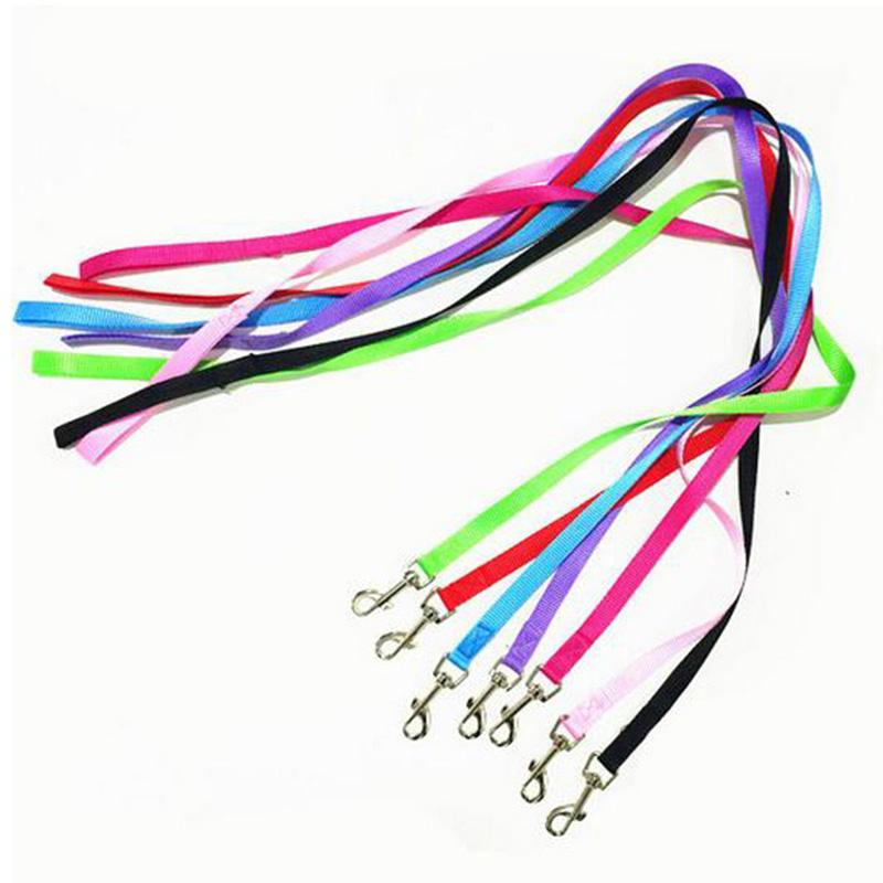 1Pc Pet Leash Small Dog Puppy Cat Rabbit Kitten Nylon Harness Collar Leash Lead  Pet Dog Supplies Accessories 6zcx-cx380