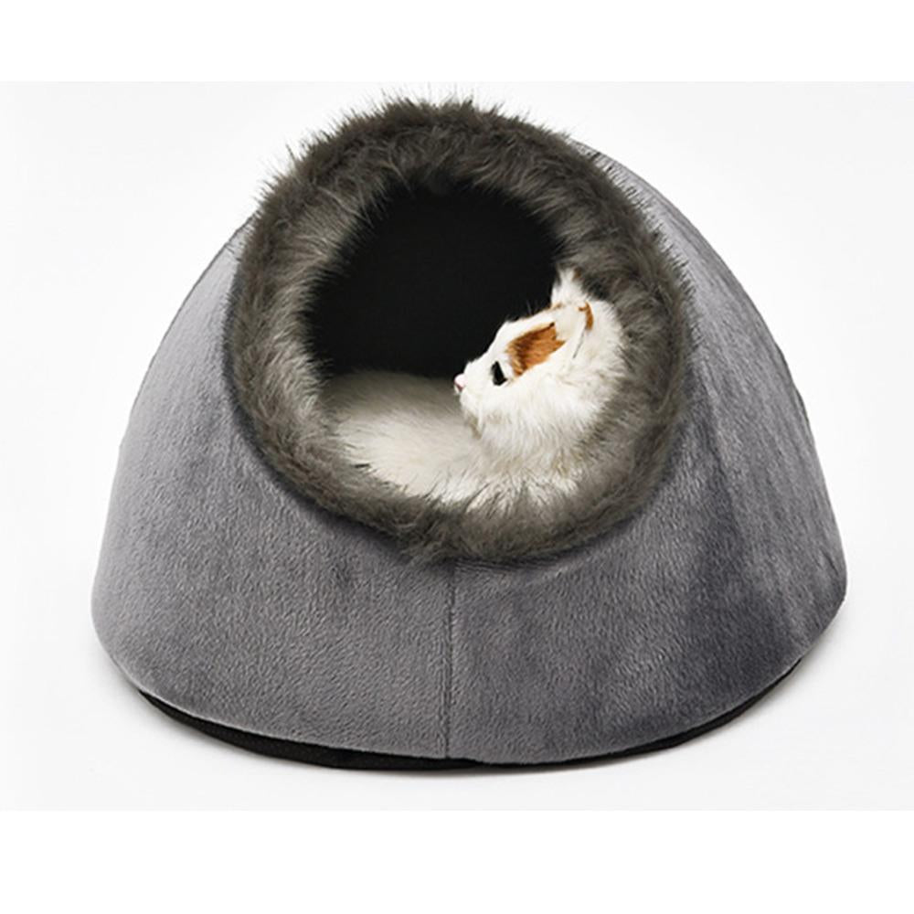 1Pc Wholesale Price Cat House and Pet Beds House Pet Cave Puppy Sleeping Mat Pad Nest Pet Beds Dog Blanket Animal Yurts Nest