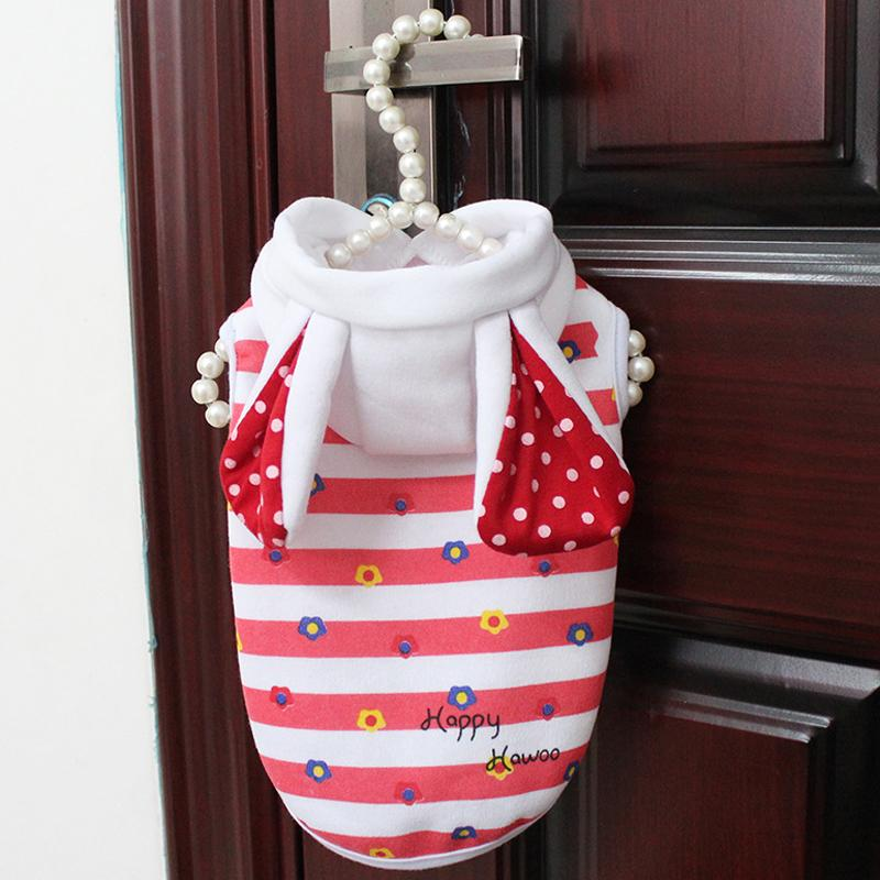 1Pcs Simulated Pearl Hangers Dog Cat Clothes Artificial Pearls Hangers Pet Supplies