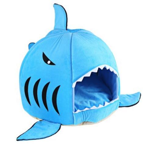 2 Colors Shark Shaped Dog House Cute Kennel Animal Cave Nest Soft Warm Bed For Small Medium Pets Dog Cat Puppy House Pet Product,,KeeboVet Veterinary Ultrasound Equipment,KeeboVet Veterinary Ultrasound Equipment.
